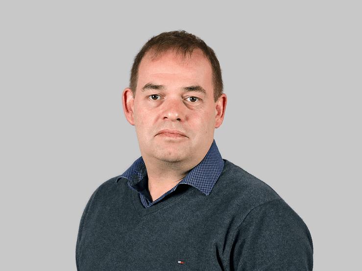Frank Vollmert, stellv. Fraktionsvorsitzender und sportpolitischer Sprecher der SPD-Fraktion in der BVV Friedrichshain-Kreuzberg