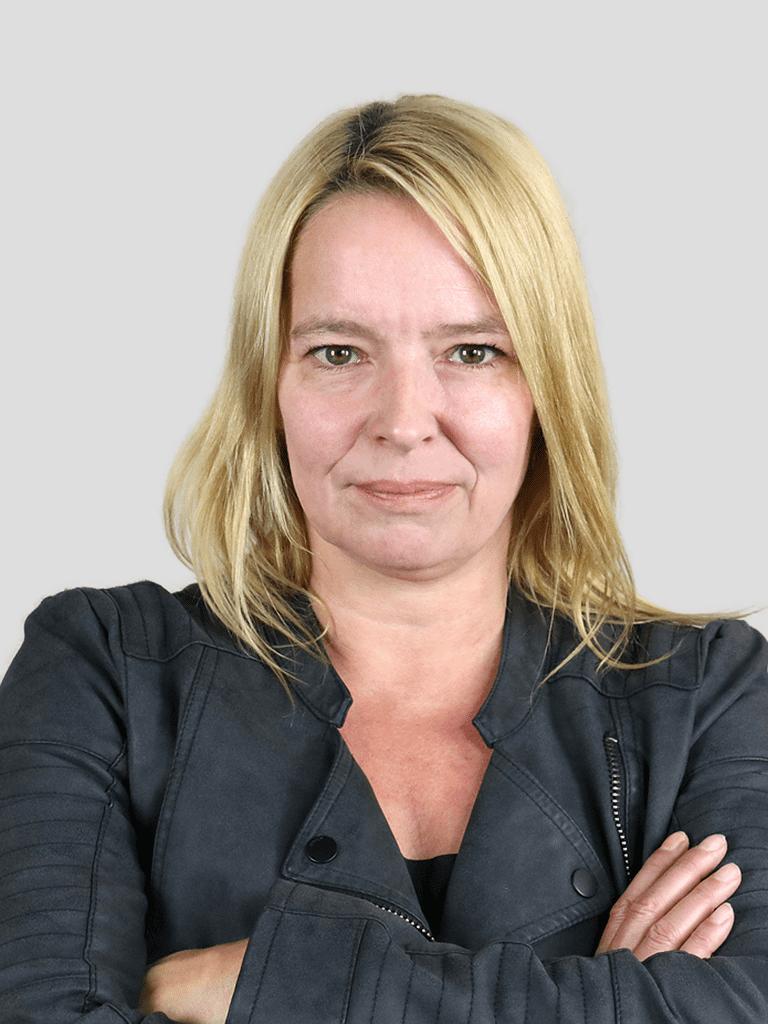 Peggy Hochstätter, verkehrspolitische Sprecherin der SPD-BVV-Fraktion