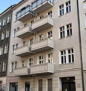 Haus in der Muehsamstraße