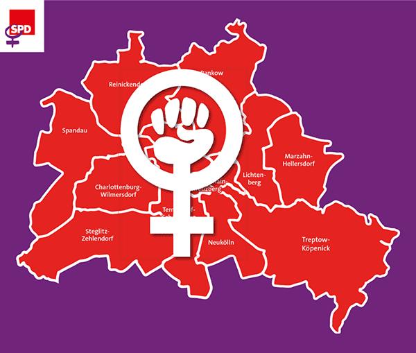 Volle Frauenpower für den Bundestag 202...