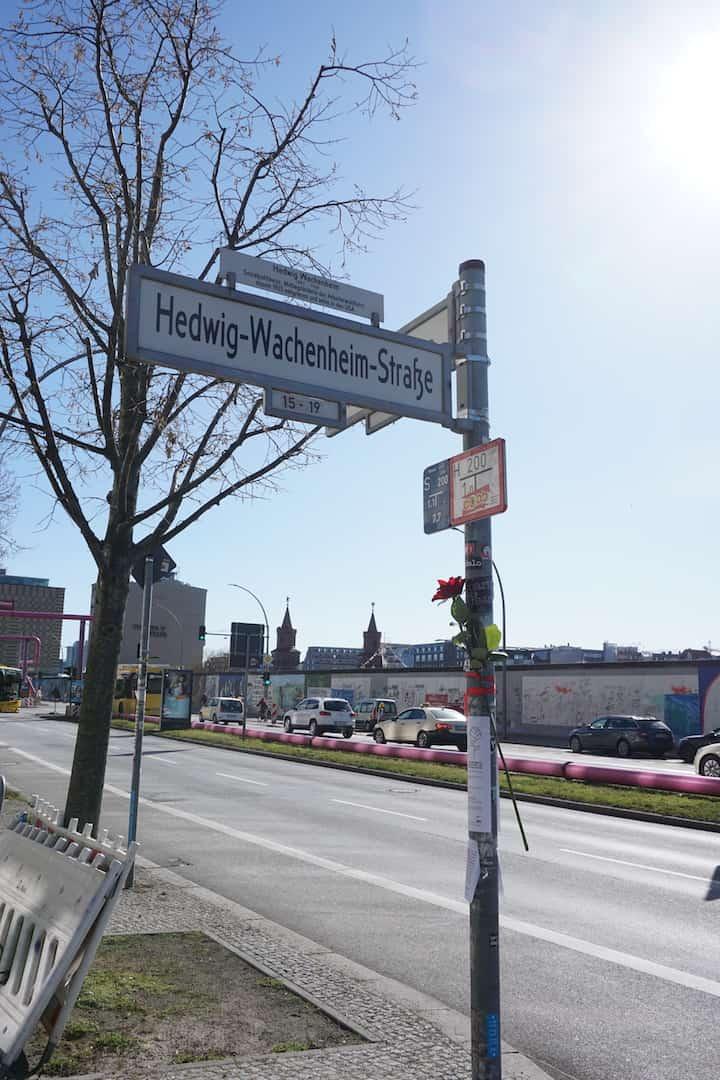 Hedwig-Wachenheim-Straße