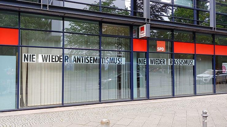 Bürger- und Kreisbüro der SPD Friedrichshain-Kreuzberg im Willy-Brandt-Haus